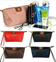 2014 Women Toiletry Makeup Storage Cosmetic Organizer Ladies Travel Candy Purses Zipper Pouchs Case Female Famous Designer  Bags