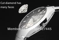 Wristwatch Sapphire dial  DOM Brandreal wristwatches Tungsten steel quartz watch 200 meter waterproof waches dress wach