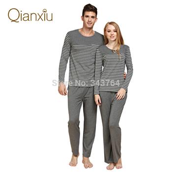 Верх Brand Classical Stripes Pajamas Hot Slaes Женщины Sleep&Lounge Plus Размер ...
