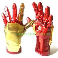 Free shipping Iron Man  Hand Model 8gb USB Memory Stick Flash pen Drive 8gb !!