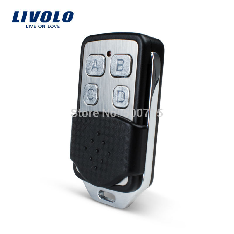 Free Shipping, Livolo Wall Light Switch Accessaries, RF Mini Remote Controller, Wall Light Remote Switch Controller VL-RMT-02(China (Mainland))
