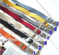 wholesale- high quality four clips children's  suspenders kids braces 15pcs/lot  mixed colors dropshipping
