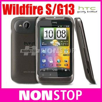 Original UNlocked G13 Original HTC A510e Wildfire S Android 3G WIFI GPS Unlocked Cell Phone