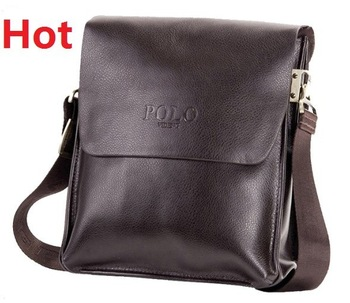 2012 fashion men shoulder bag,men genuine leather messenger bag,business bag,free shipping