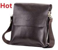 2012 fashion men shoulder bag,men genuine leather messenger bag,business bag,free shipping