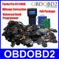 2014 Professional Tacho Pro 07/2008 Universal Plus Unlock Mileage Correction Dash Programmer Keyreader Odometer Programmer DHL
