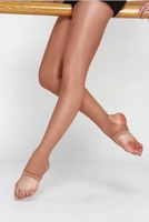 free shipping Cheap but high quality  Dttrol Girl's stirrup dance shimmery tights stage tights (D006197)
