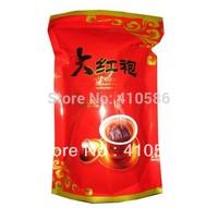 2013 chinese Clovershrub Dahongpao tea 100g health care Big Red Robe Oolong Tea the bag weight loss da hong pao black tea + gift