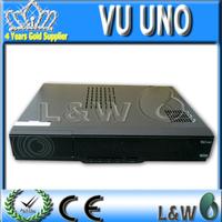 2013 Newest Vu Uno VU+ UNO Broadcom MIPS Processor Fast CPU Plug Play Tuner PVR Satellite Receiver DHL Free Shipping