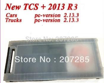 DHL freeshipping 2014.1 R1 TCS scanner pro plus