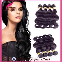 "Brazilian Virgin Hair Body Wave 3Pcs Lot,Queen Hair Brazilian Body Wave Brazilian Hair 8""-30"",Human Hair Extensions Tangle Free"