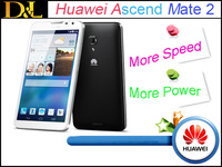 "Original Huawei Ascend Mate 2 4G in stock 6.1 inch Magic Touch 6.1""HD Screen with Highest Quad Core 1.6Ghz+2G RAM+16G ROM"