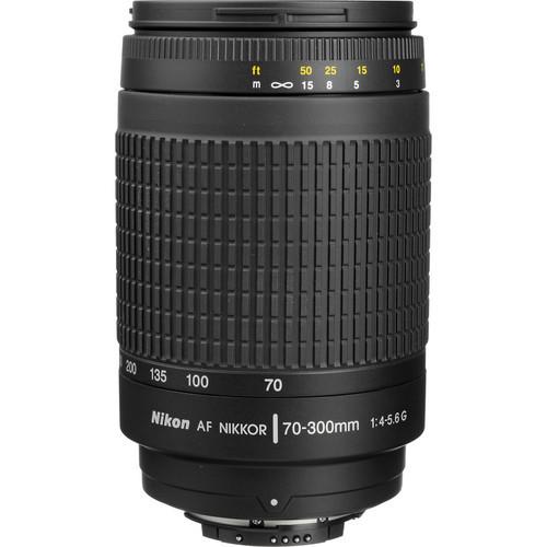 Nikon 70-300mm Lenses Dslr AF Zoom Nikkor 70-300mm f/4-5.6G Lens Lente for nikon D80 D90 D7000 D7100 D300 D600 D700 D3 D3s D3x(China (Mainland))