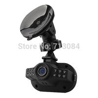 """Free shipping C600 car dvr Full HD 1080P 30FPS 12pcs IR LED car dvrs 1.5"""" LCD car camera video recorder 160 Degree high quality"""