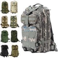 Men Women Unisex Outdoor Military 3P Tactical Backpack Camping Bag Hiking Rucksacks Dropshipping 15643