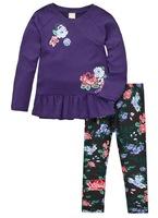 Girl's Autumn Long Sleeve Casual Tshirt Sets Cartoon Tee Set, 6 Sizes for 1-5 years - JBLS81/JBLS82/JBLS83/JBLS84/JBLS92/JBLS97