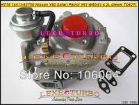 Warranty 365 days Wholesale HT18 14411-62T00 14411-51N00 Turbo Turbocharger For NISSAN Y60 Safari Patrol Y61 W40 W41 TD42T 4.2L