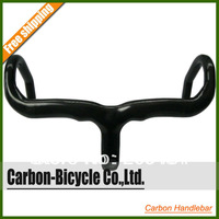 Hot selling Carbon fiber integrated road bike handlebar Free Warranty