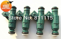 Free Shipping Fuel Injector Green 0280156318 for Nissan Z24/ Peugeot 206, high performance wholesale price