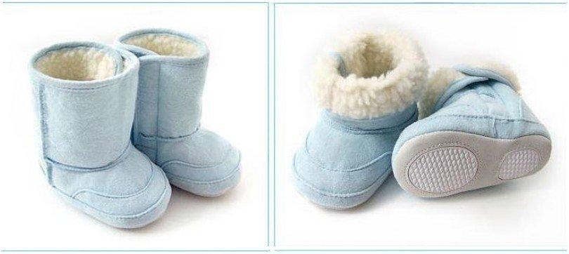 Купить Ботинки для мальчиков BranKid Baby boot Baby /slip /Toddler & /, XTX001 с бесплатной доставкой