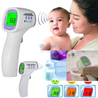 Bid Discount!! NEW Baby/Adult Digital Multi-Function Non-contact Infrared Forehead Body Thermometer 6324
