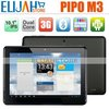 In Stock! PiPO M3 3G Tablet PC 10 inch Android 4.1 Rockchip 3066 Dual Core Cortex A9 1G Ram 16G Memory Built-in bluetooth