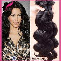 """Ms Lula Brazilian Virgin Hair Body Wave 3Pcs Remy Human Hair Extension 8""""-30"""" Brazilian Body Wave Brazilian Hair Weave Bundles"""