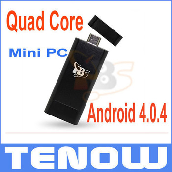 Freeshipping Quad Core Mini PC TV Stick TBS8240 1GB DDR3,8GB Capacity, Support Android ,Netflix,Youtube,Facebook,Gmail,DLNA,uPNP