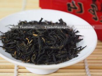 get free gift!premium lapsang souchong organic health drink  the black tea,total 100g in a box zheng shan xiao zhong wuyi tea