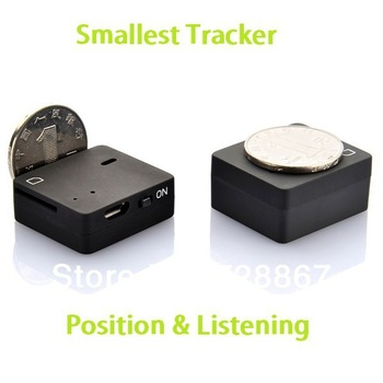 smallest GPS tracker GSM position locator good accuracy tracker phone monitor for pet,car,luggage,kids