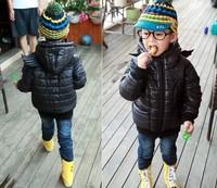 Children's clothing child winter back child wadded jacket cotton-padded jacket baby cotton-padded jacket GW-090