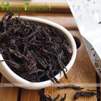 [HT!]Free gifts! 120g Chinese the originalDa Hong Pao Big Red Robe Oolong tea dahongpao Wuyi Cliff Rock tea pouch free shipping