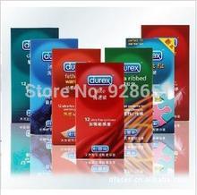 144 Pcs/lot Sex toys Durex Condoms for men Best Sex life Durex Classical Condoms sex products with original package(China (Mainland))
