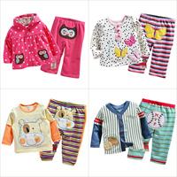 2 Pieces Set Tops+Pant, Carters Carter's & Kamacar Baby Girl Boy Casual Suit, Jacket or T Shirt + Pant 2pcs,Clothing Sets,6M-24M