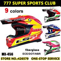 100% Authentic Motorcycle Motocross Helmet Off-Road Helmets Racing Capacete Casco Ls2 MX456 Dakar Rally Champion Free Shipping