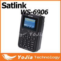 "Original Satlink WS-6906 3.5"" DVB-S FTA digital satellite meter satellite finder ws 6906 satlink ws6906 free shipping post"