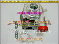 Wholesale NEW CT16V 17201-OL040 17201-30110 Turbo Turbocharger For TOYOTA Landcruiser HI-LUX  Hilux ViIGO 3000 1KD-FTV 3.0L D-4D