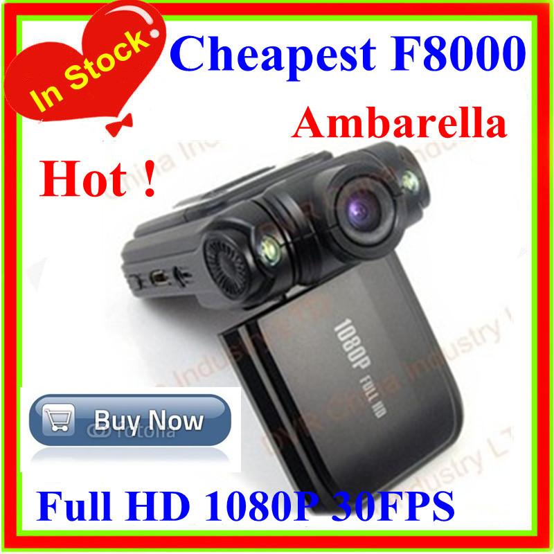 Автомобильный видеорегистратор f500lhd full hd h264 + hdmi/av + 4 x + 1920 x 1080 244-2008