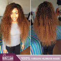Brazilian Curly Virgin Hair Deep Wave 3Pcs Lot Kinky Curly Virgin Hair Weave 100% Grade 6A Unprocessed Virgin Brazilian Hair