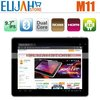 "In stock Original AOSON M11 RK3066 Dual Core 9.7"" IPS Android 4.0 Tablet PC Capacitive Screen 1G/16G Bluetooth Dual Camera HDMI"