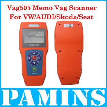 2014 Obd2 Vag Scanner Can Bus VW Vag505 Code Reader For Audi Diagnostic Tool Obd Skoda Car Diagnostic Tool Spanish French
