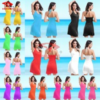 FREE shipping Fashion Designer HOT Wholesale 2013 Women sexy beach wear 11 COLORS S.M.L.XL