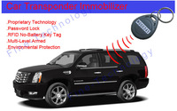 brand new free fast shipping  high quality RFID key anti-theft 12Voltage car  alarm security