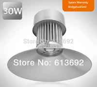 DHL free shipping 2800lm 30w High Bay Led Light LED High Bay Light  led flood light led light 3years warranty