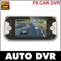 "Wide Angle Lens 230 Degree 2.7"" LCD Full HD 1080P CAR DVR Dashboard Camera Vehicle HDMI F9.Dropshipping"