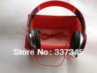 Trend Mp3 Mp4 Earphones 3.5mm Computer Headset Earphones Folding Mobile Phone Headphones  7color