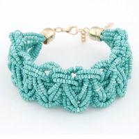2015 New Arrival Free Shipping Multilayer Vintage Handmade Bohemia Bracelet Fashion Beads Bracelet Wholesale And Retail BL0142