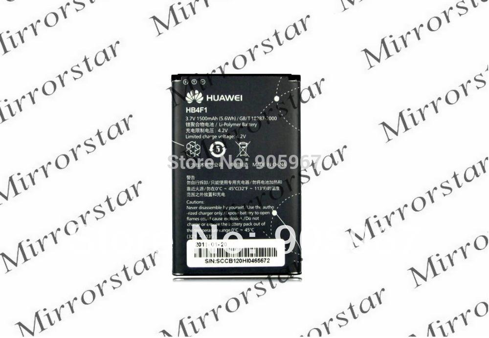 Original 1500mAh Battery HB4F1 Mobile Phone Battery for HUAWEI U8230 / U9120 / C8600 / E5830 / C800 / U8800(China (Mainland))