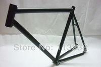 OCP Popular 700C*52CM Al6061 Aluminium Alloy Track Bike Fixed Gear Bicycle Frame Bike Parts