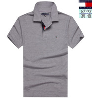 2013 New fashion summer POLO Men's shirts Short-sleeved Polo for men lovers casual t shirt with  free shipping